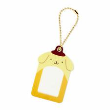 POMPOM PURIN Photo Holder Keychains Tokimeki Goods Sanrio kawaii Cute NEW