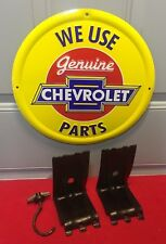 Genuine OEM GM Wheel Stops and Hook 2000-2014 Silverado / Avalanche / Escalade