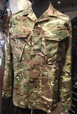 British Army Issue MTP S95 Cut Warm Weather Jacket/ Barrack Shirt Size:180/96 M