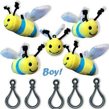 What Will Baby Bee Be Boy Gender Reveal Party Blue Baby Boy Shower Decoration