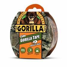 Gorilla Tape Camo 48mm x 8,2m Extra dickes und klebriges Wetterfestes Klebeband