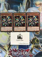 YU-GI-OH Dragon Magnarokkette  SDRR-FR009 Commune  1st X3