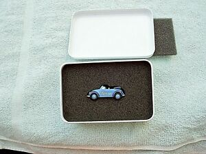 Schuco Piccolo Volkswagen Cabriolet mit Werbeaufdruck