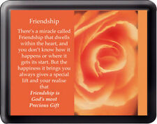 FRIENDSHIP LARGE FRIDGE MAGNET - 100's OF RELIGIOUS INSPIRATIONAL ITEMS LISTED