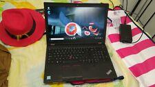 """Lenovo ThinkPad P52 15.6"""" (256GSSD, Xeon 6C/12T E-2176M 2.7GHz (4.4GHz), 32G ECC"""