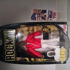 Rocky III 2007 Duke figure