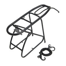 Gepäckträger Tern Loader Rack Träger 20 Zoll Alu Schwarz mit Spanngummi Faltrad