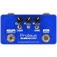 Subdecay Proteus Sample Hold Filter Effektpedal Effectpedal NEU NEW