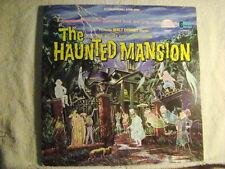 LP - WALT DISNEY -THE HAUNTED MANSION-RON HOWARD-BOOKLET & HALLOWEEN SLEEVE -NM