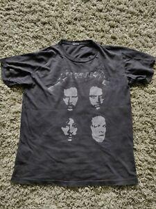 Vintage 1991 Metallica T Shirt Size Large