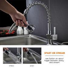 Niederdruck Ausziehbar Wasserhahn Einhandmischer Küche Armatur Spültischarmatur