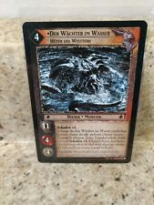 Lord Of The Rings LotR TCG Watcher in the Water Keeper of Westgate 2R73 German