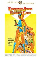 CLEOPATRA JONES & THE CASINO OF GOLD - (1975) Region Free DVD - Sealed