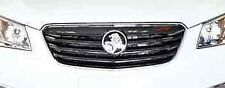HOLDEN VF CALAIS ' DIRECTOR ' FRONT BLACK UPPER GRILLE LIMITED RARE GENUINE NEW