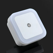 Sensor Control Bedside Night Light LED Light Induction In Wall Lamp US plug CN