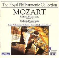 TRP063: Mozart - Sinfonia Concertante, K.364 & K.App.9 (297b)