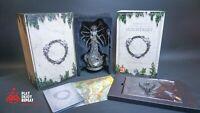 Elder Scrolls Online Summerset Collectors Edition PC DVD New WORLDWIDE POSTAGE