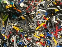 Lego Technic 250g Mixed Bundle Bricks Pins Axles Bushes Parts Bulk