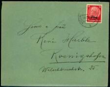 182410) dt. Bes. Elsass 2.WK Blg. mit Stpl. Bischheim
