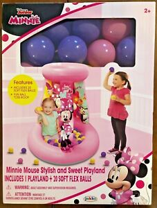 Disney Junior Minnie Mouse Stylish and Sweet Playland - NEW!!