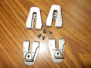 4 PACK Ryobi P320  P360  Belt Clips 633586002 636181001 & SCREWS INCLUDED