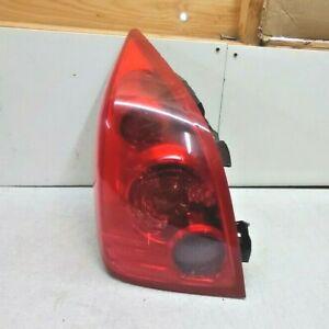 NISSAN PRIMERA P12 5 DR HATCHBACK 2002-2008 PASSENGER REAR LIGHT LEFT BACK LAMP