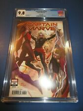 Captain Marvel #16 Great Lee Variant CGC 9.8 NM/M Gorgeous Gem Avengers