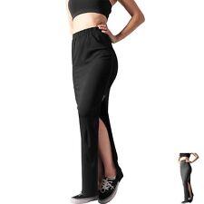 Unifarbene bodenlange Damenröcke