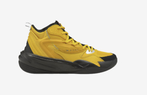 PUMA RS Dreamer Mid J Cole Yellow Black Size 4 - 13 NEW