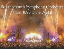 BOURNEMOUTH SYMPHONY ORCHESTRA: From 1893 to the World Daily Echo BSO book