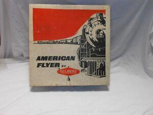 American Flyer 20605 Empty Set Box