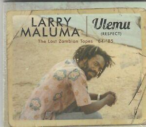 Larry Maluma Ulemu (Respect) The Lost Zambian Tapes 84-85  Sealed CD