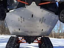 Polaris Ranger XP 570, 900 & 1000 Aluminum Skidplate 2013 to 2018
