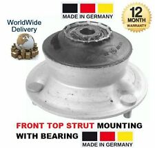 FOR BMW 3 SERIES TOURING E91 2005--> FRONT TOP STRUT SHOCKER MOUNTING + BEARING
