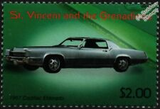 1967 CADILLAC Eldorado Comme neuf automobile voiture TIMBRE (2003 St Vincent)