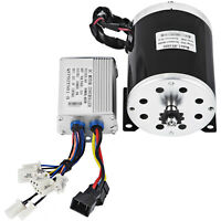 Electric Motor Controller DC 36V 800W Grip Electric Throttle Kart