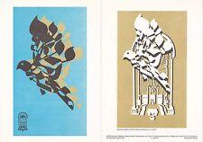 Document Philatélique Timbre 1er Jour : 07/02/ 1988 - Synagogue à Paris