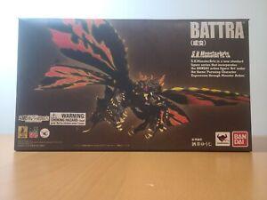 Bandai Tamashii Nations S.H. Monsterarts Battra - COMPLETE!
