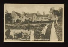 Gloucester Glos LITTLE SODBURY Manor House 1939 PPC local pub Dowding