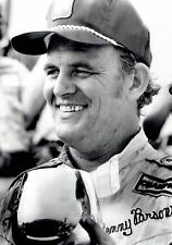 1977 UPI Wire Photo winner of the Coca Cola 500 race NASCAR driver Benny Parsons