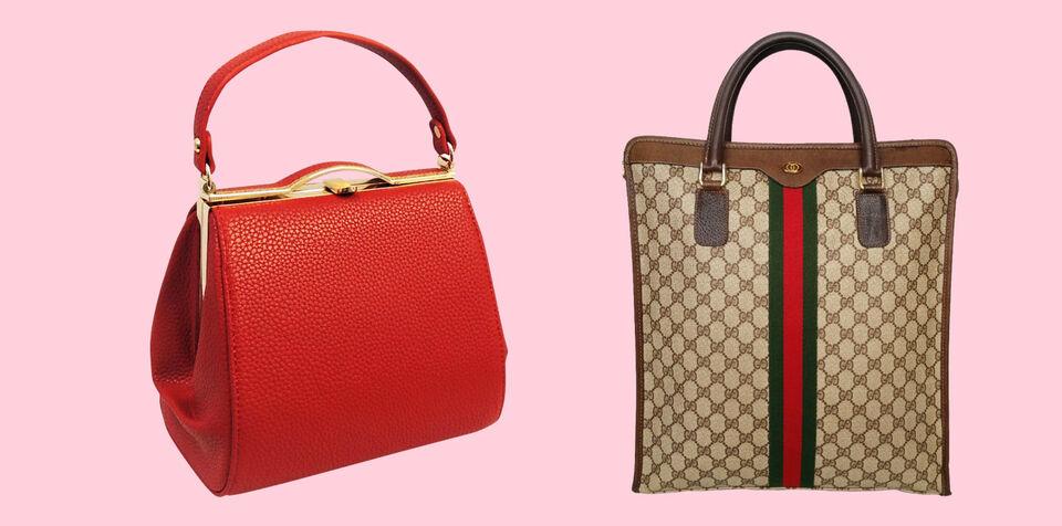 a363366dcad4 Vintage Bags