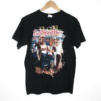 Backstreet Boys Never Gone 2006 Australia Tour Mens Black T-Shirt Size Small