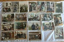 National Costumes of Holland ~ 20 pictorial postcards of all dutch costumes