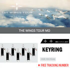 2017 BTS LIVE TRILOGY EPISODE III THE WINGS TOUR in Seoul OFFICIAL MD[KEYRING]