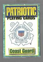 Bicycle Patriotic Playing Cards - United States Coast Guard