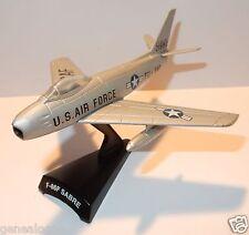 DEL PRADO METAL 1/113 AIRCRAFT PLANE AVION North American F-86 Sabre IN BOX
