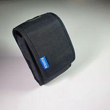 Vintage Genuine Konica Soft Case Black Compact Digital Camera Pouch
