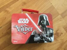Darth Vader metal lunch box