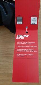 STX Lacrosse Stallion 50 Arm Pad/elbow pad (MEDIUM) Right arm (NWT) !!!!
