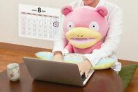 Pokemon Center Japan Official SLOWPOKE JUMBO Keyboard Plush USA Seller